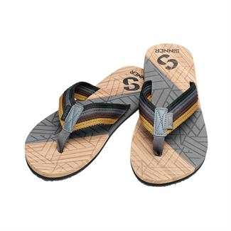Sinner M's Manado slippers