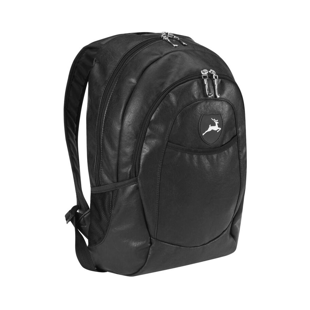Stag Backpack Uni Leatherlook