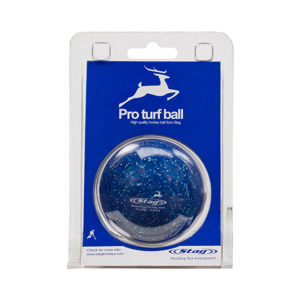 Stag Turf Pro Ball in Blister Glitter