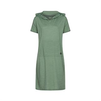 SuperNatural Hooded Dress dames