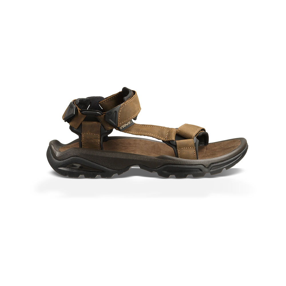 Teva M's Terra Fi 4 Leather sandalen