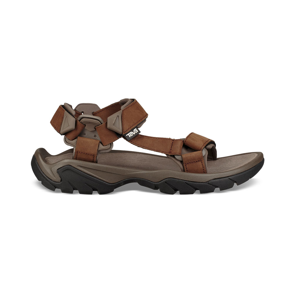 Teva M's Terra Fi 5 Leather sandalen