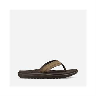 Teva M's Voya Canvas slippers