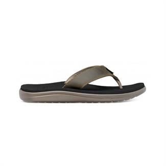 Teva M's Voya Flip Leather slippers