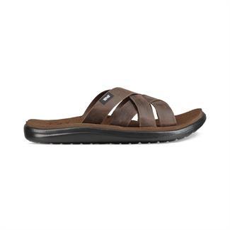Teva M's Voya Slide Leather slippers