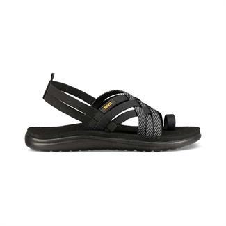 Teva W's Voya Strappy leather slippers