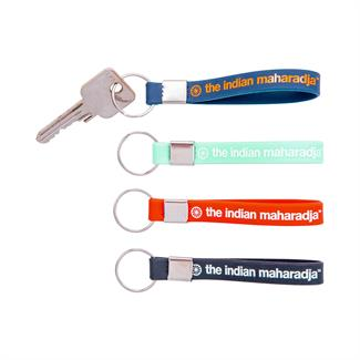 The Indian Maharadja Siliconen Sleutelhanger