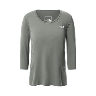 The North Face Hikesteller 3/4 sleeve dames