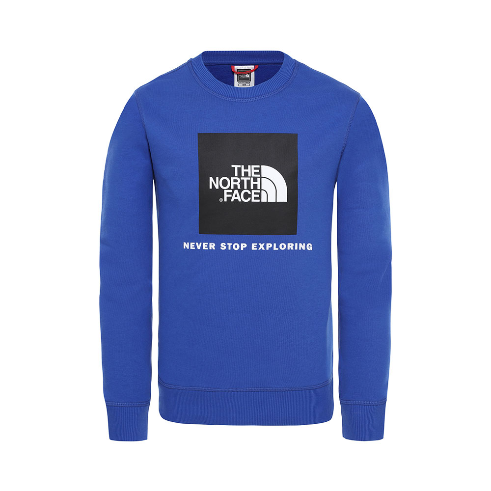 The North Face K's Box Crew Sweater
