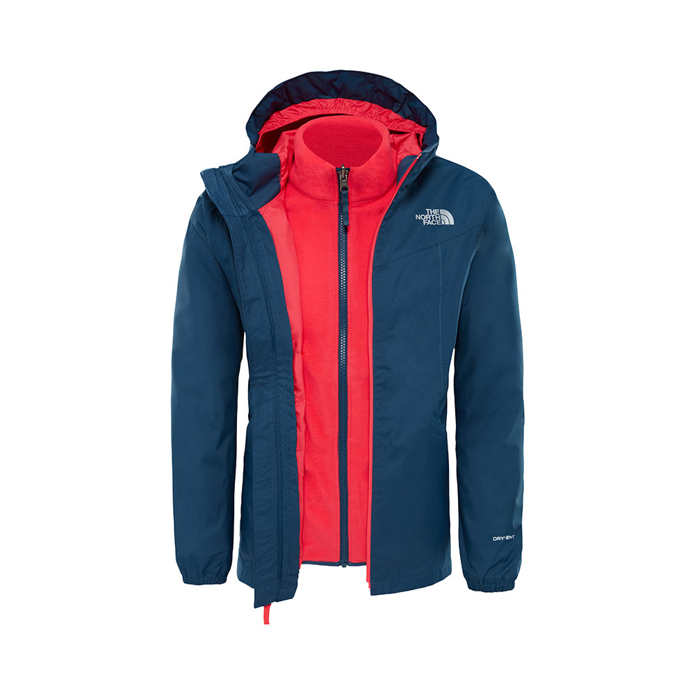 The North Face K's Eliana Rain 3 in 1 Jack