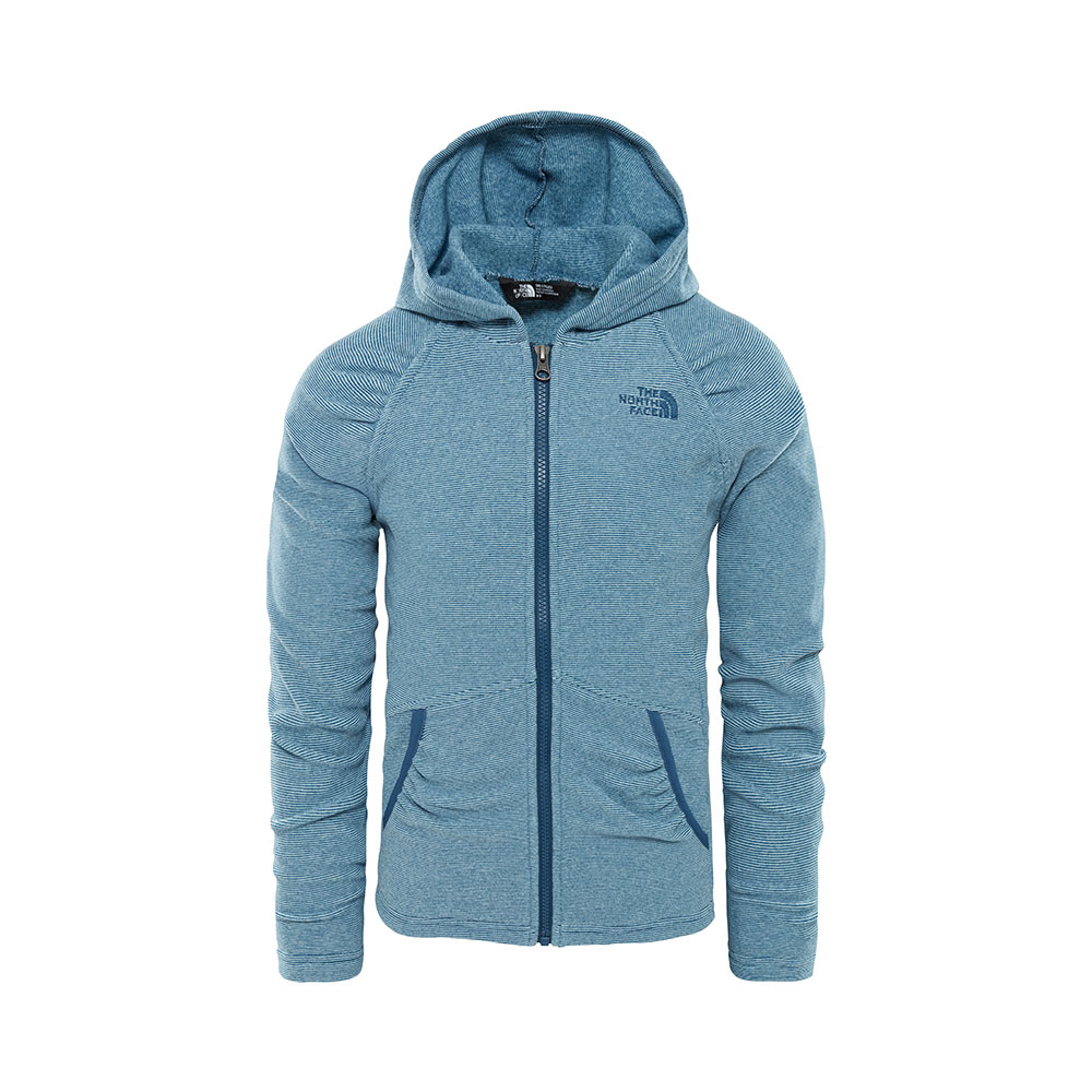 The North Face K's Mezzaluna Full Zip