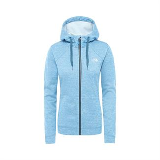 The North Face Kutum Full Zip Fleece Hoodie Dames