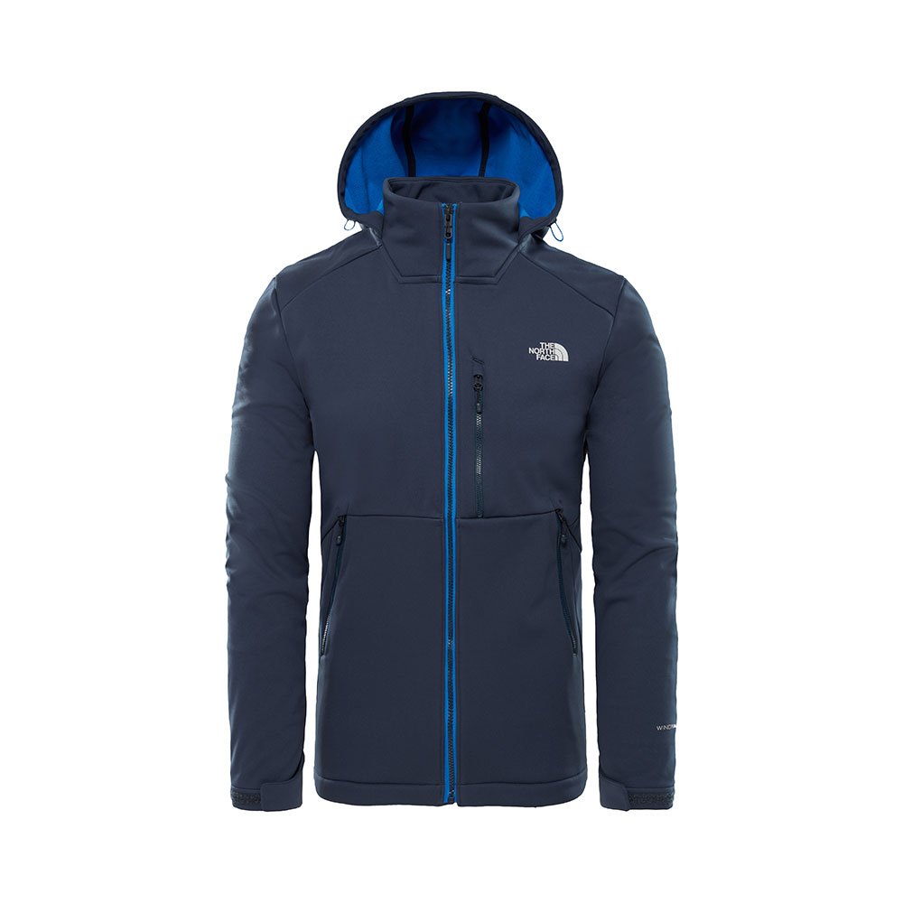 The North Face M's Kabru Softshell Hooded Jacket