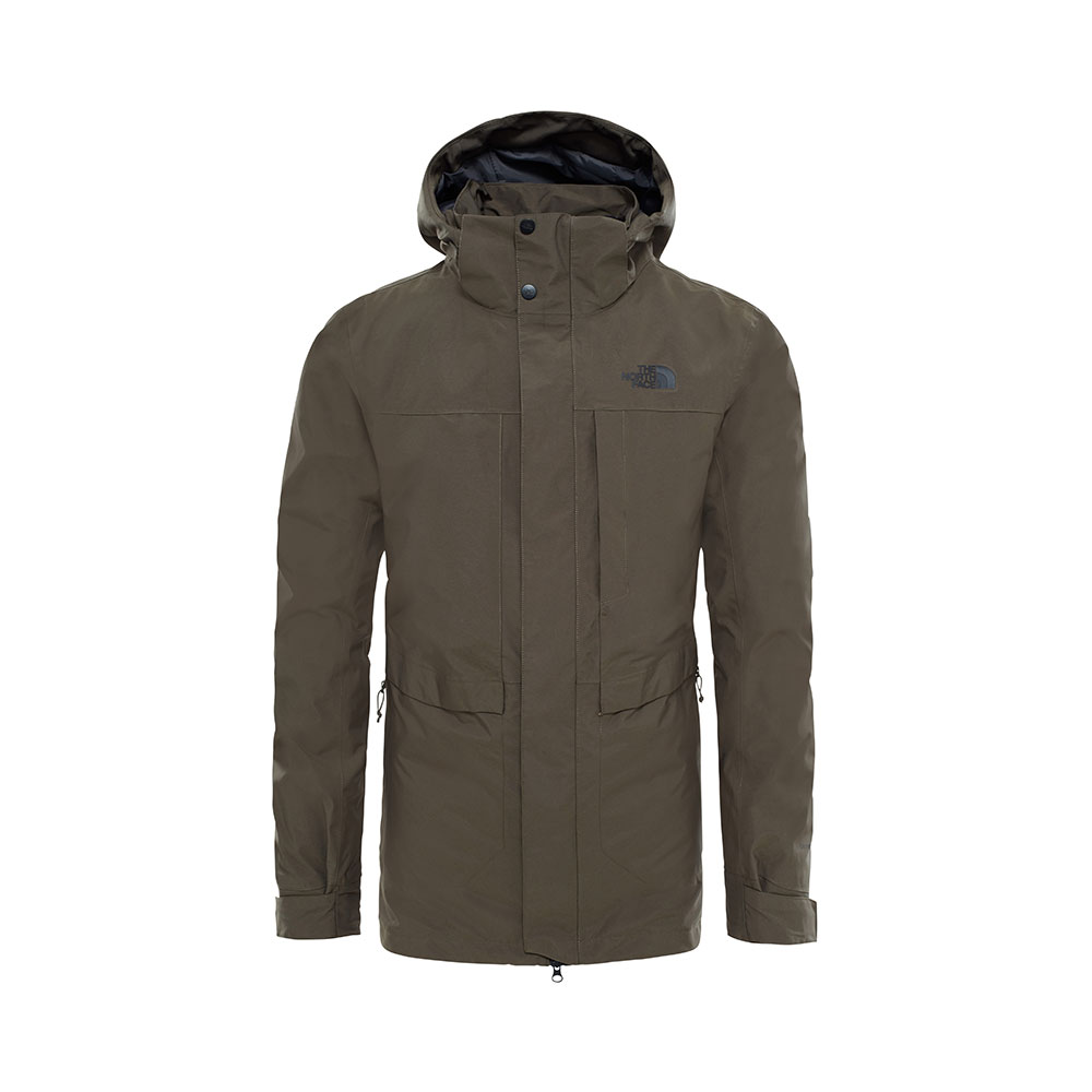 The North Face M's Outer Boro Triclimate Jacket