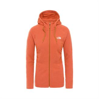 The North Face Mezzaluna Full Zip Hoodie Dames