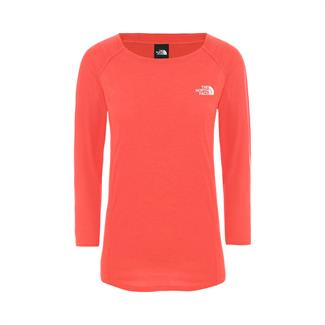 The North Face W's Hikesteller 3/4 Sleeve Top