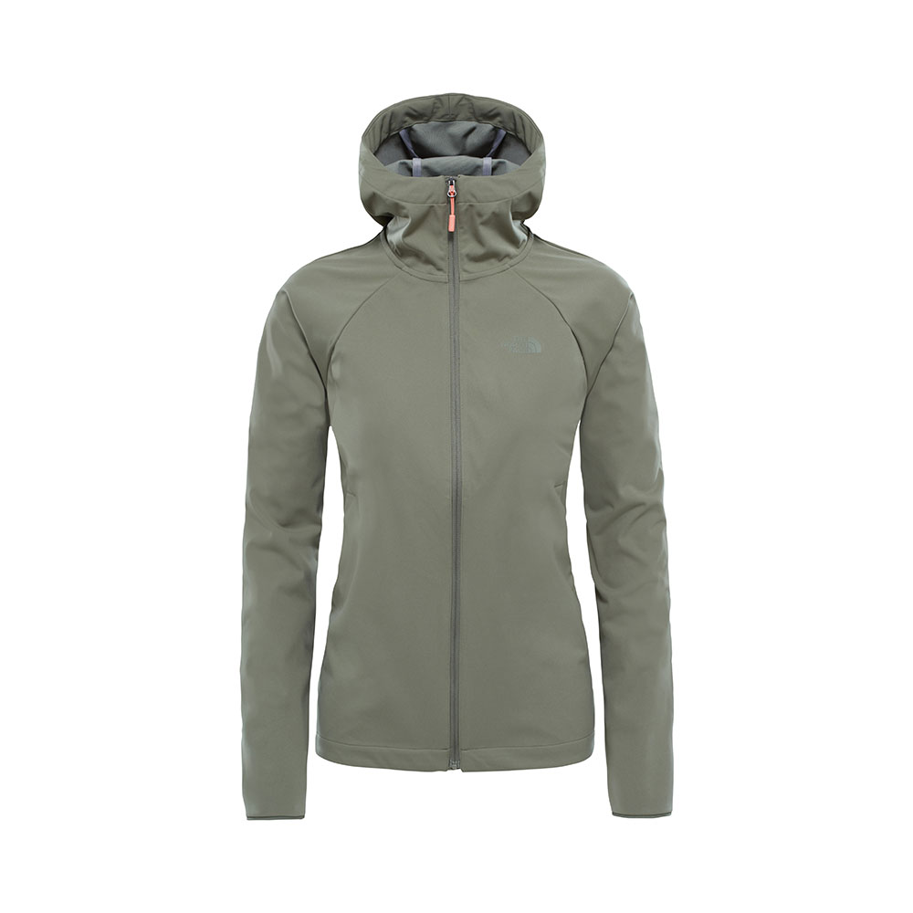 The North Face W's Inlux Softshell Hooded