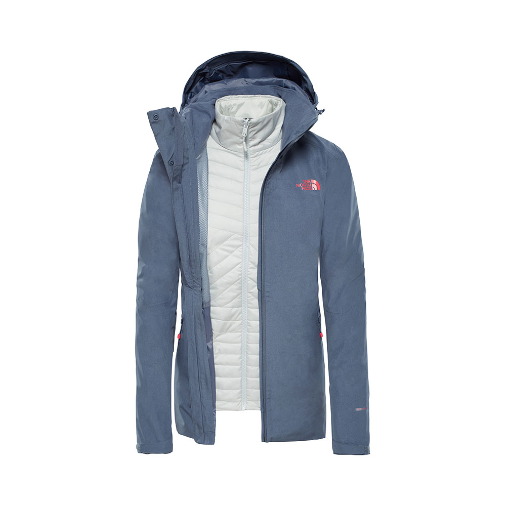 The North Face W's Inlux Triclimate 3 in 1 Jack