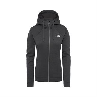 The North Face W's Kutum Full Zip Fleece Hoodie