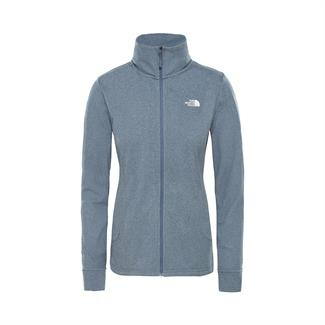 The North Face W's Quest Full Zip Midlayer