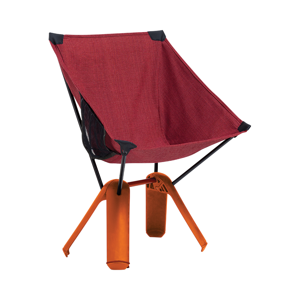 Thermarest Quadra Chair Red Ochre