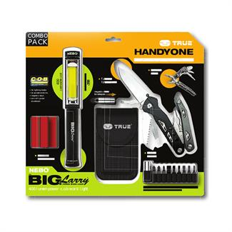 True Utility Big Larry Handyone zakl. en multitool