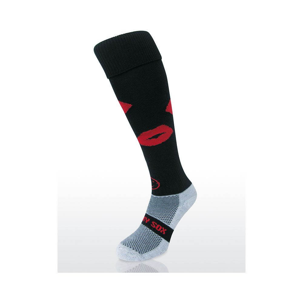 Wacky Sox Red Hot Lips