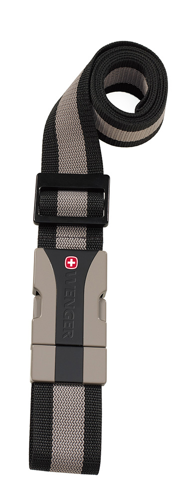 Wenger Luggage Strap Grijs