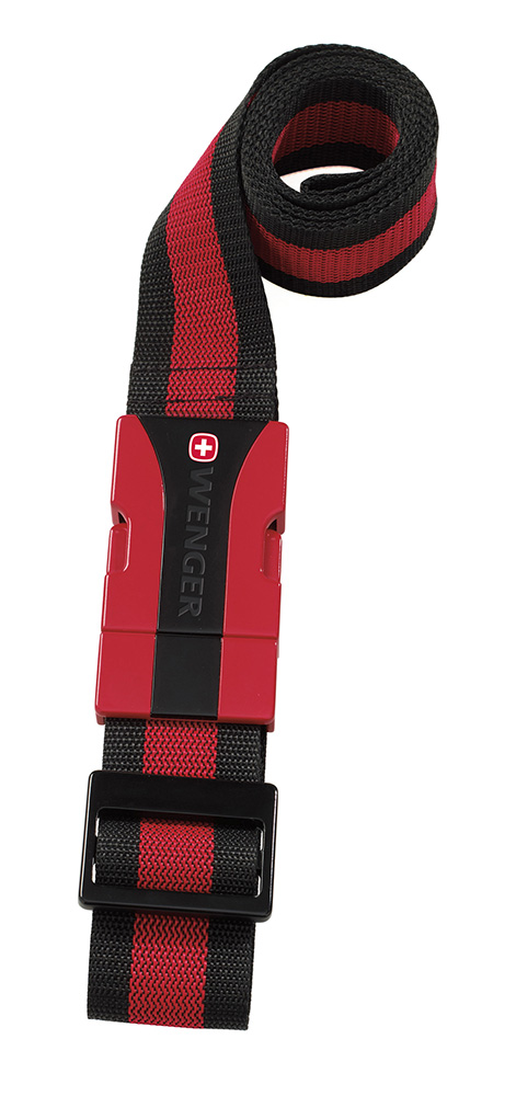 Wenger Luggage Strap Rood