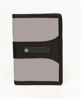 Wenger RFID Protection Passport Cover Grijs