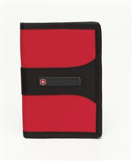 Wenger RFID Protection Passport Cover Rood