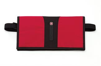 Wenger Trim-Line Travel Waist Wallet Rood