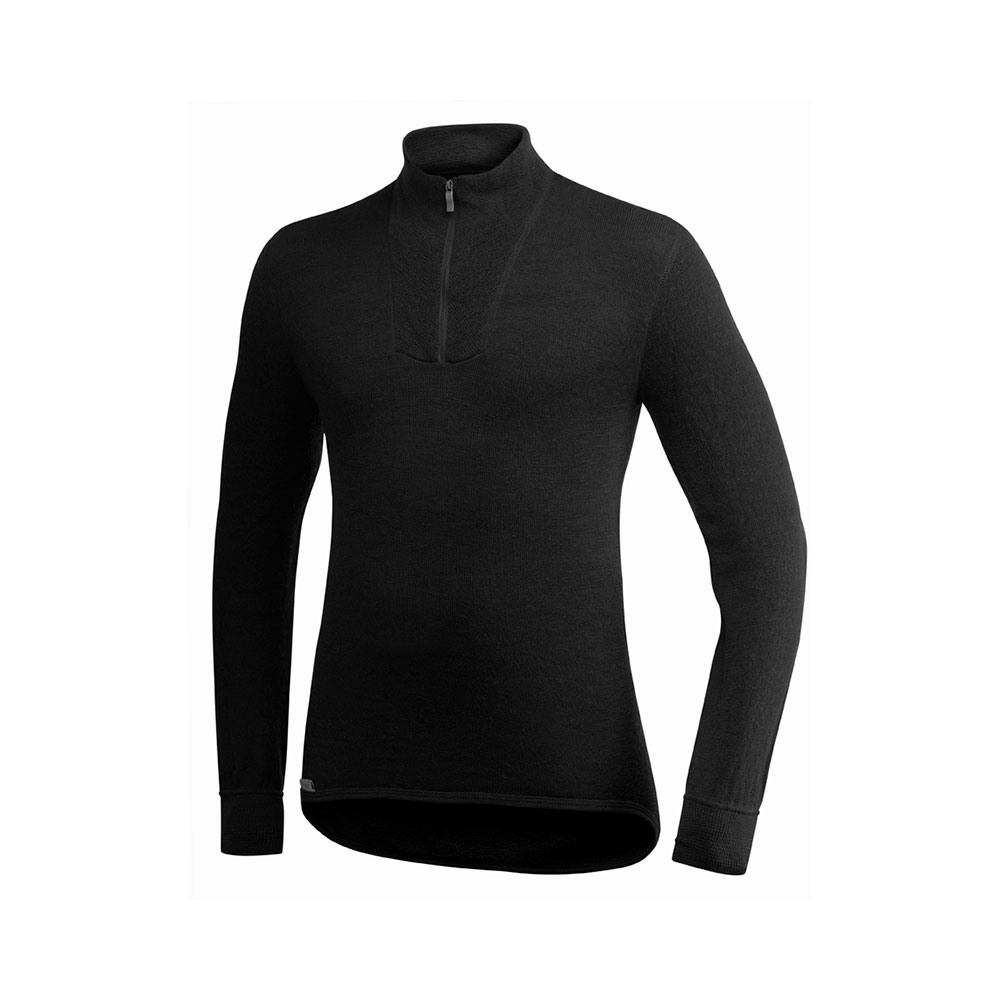 Woolpower M's Zip Turtleneck 400
